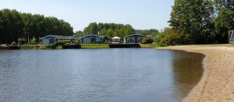 Impressie van DroomPark Buitenhuizen in Velsen-Zuid, Noord-Holland