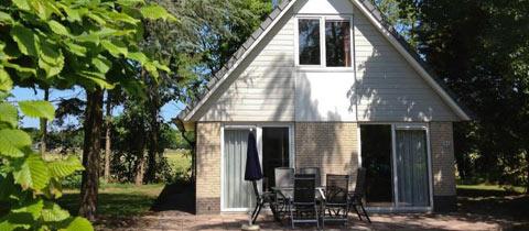 Impressie van deze 2-persoons vakantiewoning op Landgoed Ruwinkel