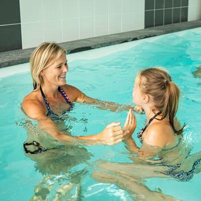 Vakantiehuisje met zwembad