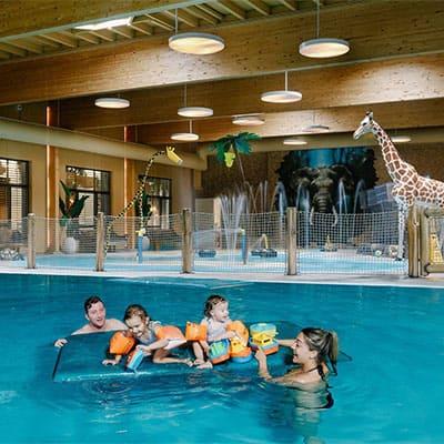 Safari Resort Beekse Bergen - Hilvarenbeek, Noord-Brabant