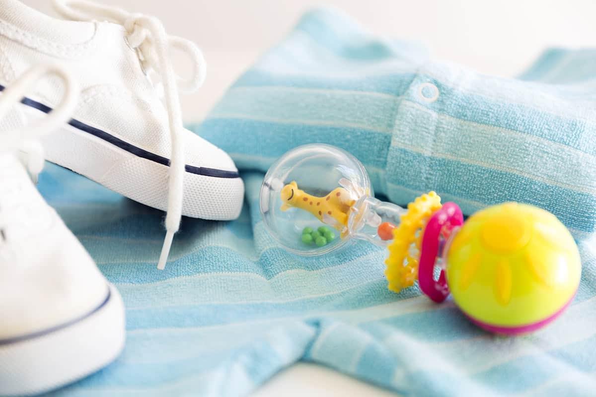 Vakantie met je baby checklist