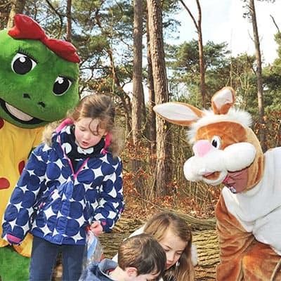 Aanbieding: Pasen Vakantiepark Duinrell