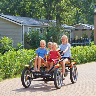 Vakantiepark Duinrell - Wassenaar, Zuid-Holland