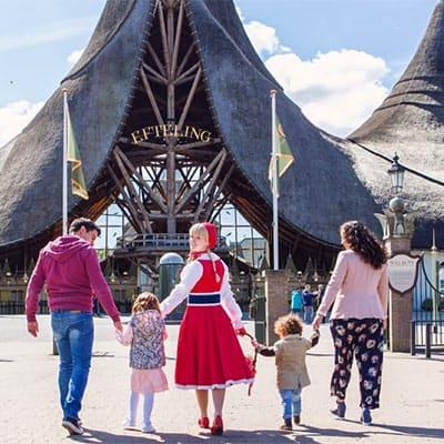 Vakantiepark Efteling Loonsche Land - Kaatsheuvel, Noord-Brabant