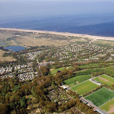 Vakantiepark Kijkduin - Den Haag, Zuid-Holland