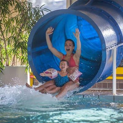 Vakantiepark Aquadelta - Bruinisse, Zeeland