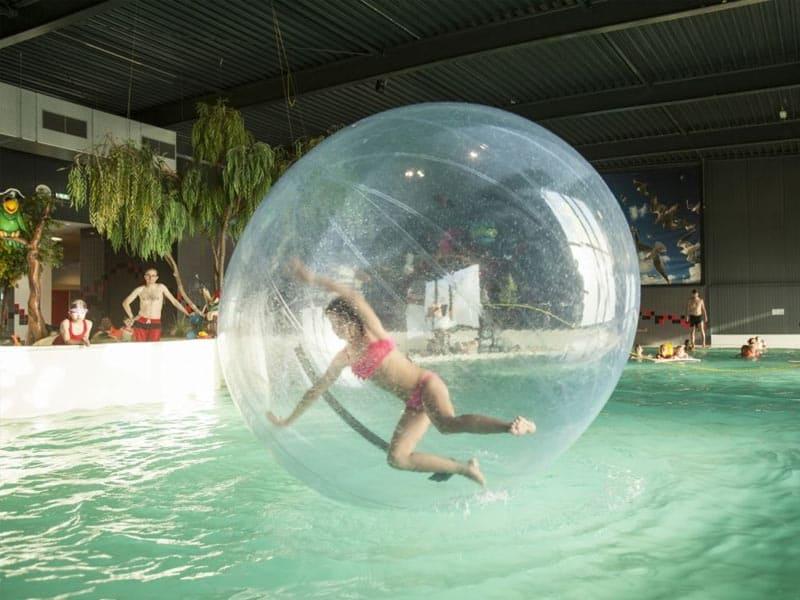 Lekker zwemmen bij Landal Esonstad in Anjum