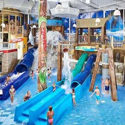 Aanbieding: Voorjaarsvakantie Vakantiepark Duinrell