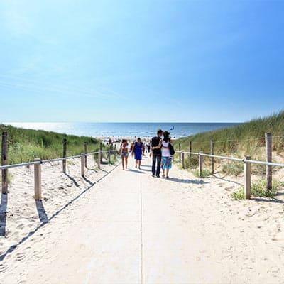Recreatiepark de Woudhoeve - Egmond aan den Hoef, Noord-Holland