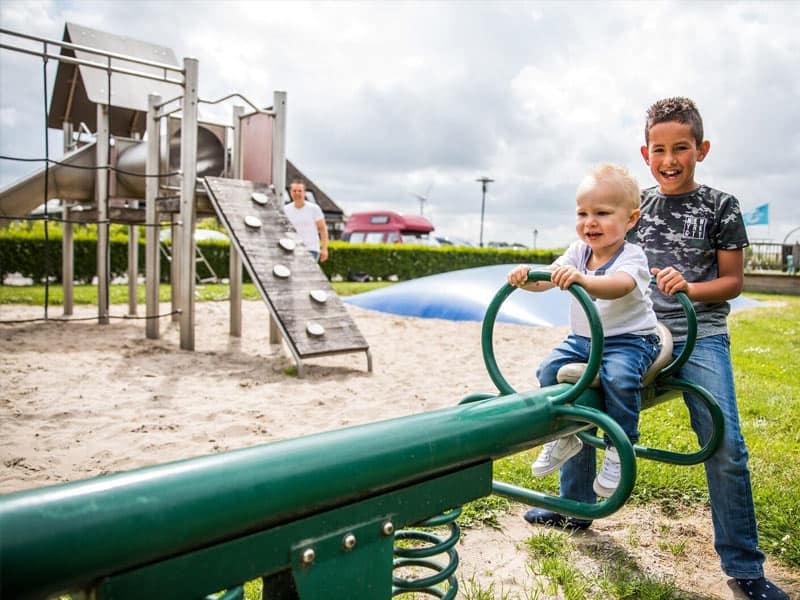 Speeltuin op Park Westerkogge