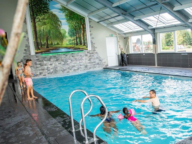 Overdekt zwembad op Résidence Lichtenvoorde