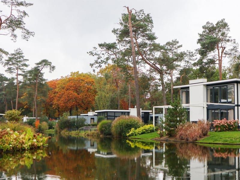 Accommodaties op Droompark de Zanding
