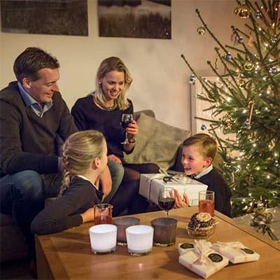 Aanbieding: Kerstvakantie Hof van Saksen
