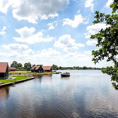 Waterpark Langelille - Langelille, Friesland