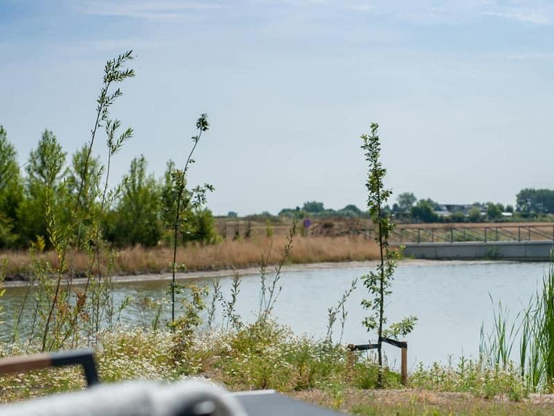 Mooi uitzicht vanuit je villa in Kamperland
