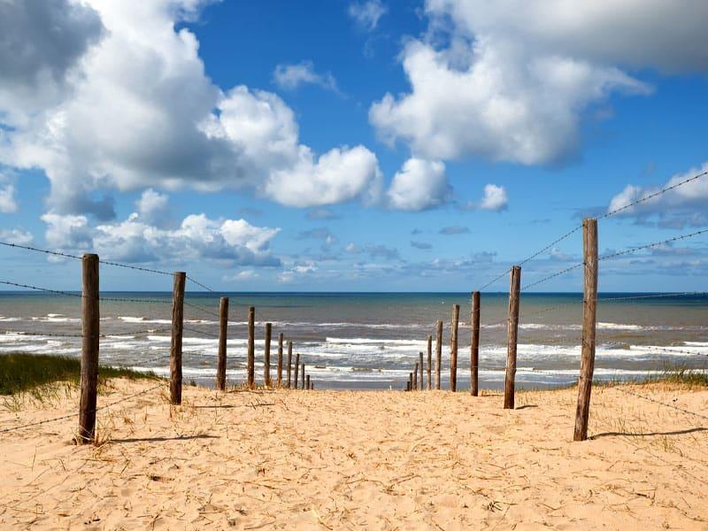 Vakantie in Nederland aan de kust